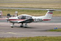 G-PAVL @ EGBJ - PIERRE ROBIN R3000/160 at Gloucestershire (Staverton) Airport