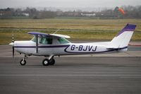 G-BJVJ @ EGBJ - 1981 Reims Aviation Sa REIMS CESSNA F152 at Gloucestershire (Staverton) Airport