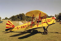 G-AWEF photo, click to enlarge