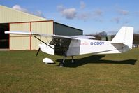 G-CDOV @ FISHBURN - Best Off Skyranger 912(2) at Fishburn Airfield, UK in 2006. - by Malcolm Clarke