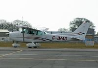 G-IMAD @ EGHH - Flying Club Cessna