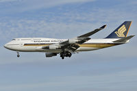 9V-SPO @ EDDF - Singapore Airlines - by Volker Hilpert