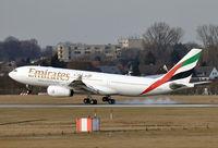 A6-EAI @ EDDL - Emirates - by Volker Hilpert