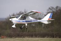 G-CENE @ EGCB - Based CTSW at Barton - by Terry Fletcher