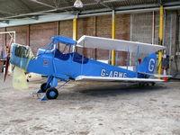 G-ABWP @ EGKR - Spartan Aircraft Spartan Arrow G-ABWP Raymond Blain