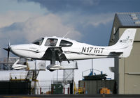 N171HT @ KPAE - KPAE Long landing approved for 34L shot from the new road that leads to the Heritage Flight Foundation