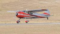 N195SC @ KRAL - Riverside Airshow 2009