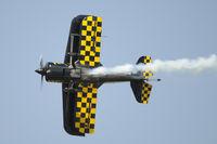 N348JM @ KRAL - Riverside Airshow 2009