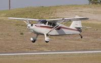 N8140K @ KRAL - Riverside Airshow 2009