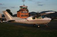 D-EADR @ EDTF - Cessna 210 Centurion - by J. Thoma