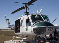 N128FC @ FMY - Huey FL Division of Forestry - by Mauricio Morro