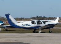 G-OMAO photo, click to enlarge