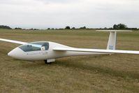 BGA4344 @ X5SB - Schempp-Hirth Nimbus 3T at The Yorkshire Gliding Club, Sutton Bank, North Yorkshire in 2006. - by Malcolm Clarke