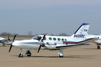 N425DC @ AFW - At Fort Worth Alliance Airport