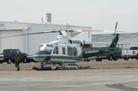 N416EV @ FTW - Evergreen Helicopter at Meacham Field