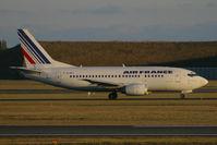 F-GJNJ @ EKCH - Air France 737-500 - by Andy Graf-VAP