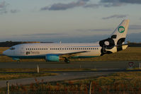 G-IGOB @ EKCH - Go Air 737-300 - by Andy Graf-VAP