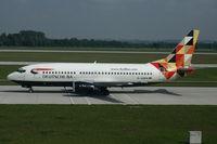 D-ADBW @ EDDM - Deutsche BA 737-300 - by Andy Graf-VAP