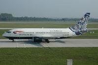 D-ADIA @ EDDM - Deutsche BA 737-300 - by Andy Graf-VAP