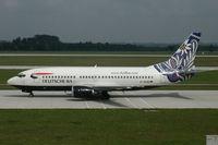 D-ADIB @ EDDM - Deutsche BA 737-300 - by Andy Graf-VAP