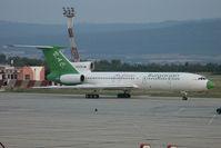 LZ-LCS @ LIPX - Bulgarian Air Charter Tu154M - by Andy Graf-VAP