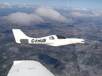 C-FHUB - Southern Ontario 2009 - by Canton