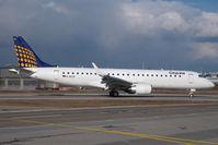 D-AECD @ EDDM - Cityline Embraer 190 - by Dietmar Schreiber - VAP