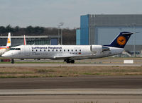 D-ACJC @ LFBO - Ready for take off rwy 14L with additional '50 yahre' sticker... - by Shunn311