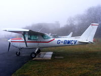G-BMCV @ EGBG - Privately owned - by Chris Hall