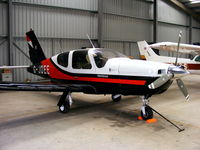 G-JDEE @ EGBG - Privately owned - by Chris Hall