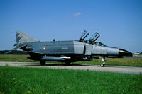 77-0285 @ ETSL - Turkish AF F-4E-2020 Terminator on the taxitrack at Lechfeld AB, Germany, during the exercise ELITE-2008 - by Nicpix Aviation Press/Erik op den Dries