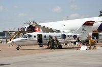 90-0400 @ KIAH - USAF T-1A on display, based as a trainer at KRND. - by Darryl Roach