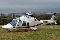 G-CGRI @ EGBC - Agusta A.109S Grand [22003] Cheltenham~G 12/03/2009. Seen at Cheltenham Racecourse during Gold Cup Week.
