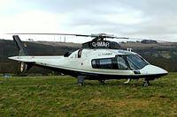 G-IMAR @ EGBC - Agusta A.109E [11703] Cheltenham~G 12/03/2009. Seen at Cheltenham Racecourse during Gold Cup Week.