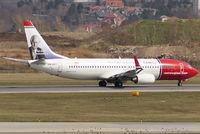LN-NOT @ VIE - Norwegian Air Shuttle Boeing 737-86N(WL) - by Joker767