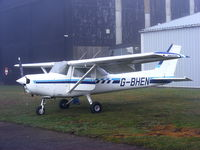 G-BHEN @ EGBG - Privately owned - by Chris Hall