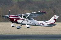 D-ELGS @ EDDR - departing via RW27 - by Friedrich Becker