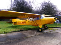 G-AHAU photo, click to enlarge