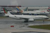 A4O-KD @ EGLL - Gulf Air A330-200 - by Andy Graf-VAP