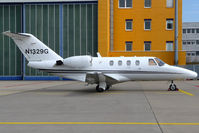 N1329G @ CGN - visitor - by Wolfgang Zilske