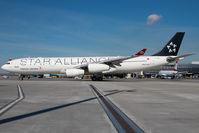 TC-JDL @ VIE - Turkish Airlines Airbus 340-300 - by Dietmar Schreiber - VAP