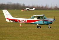 G-WACF @ EGBK - Wycombe Air Center Ltd - by Chris Hall