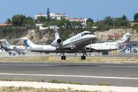 C-FRJZ @ TNCM - C-FRJZ departing TNCM runway 10 - by Daniel Jef