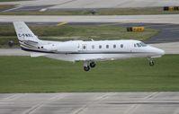 C-FNXL @ TPA - Citation 560XL - by Florida Metal