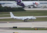 N159GS @ TPA - Gulfstream 159 - by Florida Metal