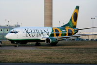 G-TOYB @ EGNX - ex BMI baby, to become Kuban Airlines VQ-BHC - by Chris Hall