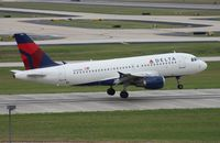 N355NB @ TPA - Delta A319