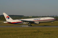9M-MRF @ LOWW - Malaysia Airlines 777-200 - by Andy Graf-VAP