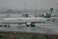 B-16102 @ LOWW - Eva Air MD11 - by Andy Graf-VAP