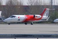 D-CFAI @ VIE - DRF - Deutsche Rettungsflugwacht Learjet 55 - by Thomas Ramgraber-VAP